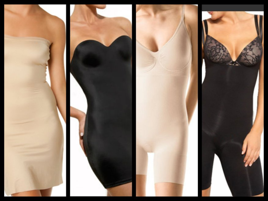 Body Control Dresses, Slips, Petticoats and Body Suits